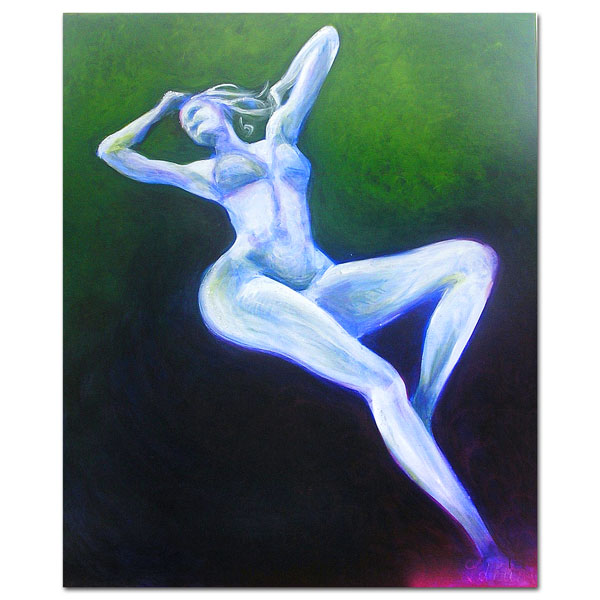 Femelle - schildering