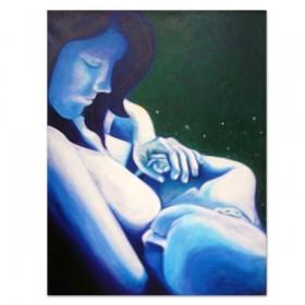 Mère L'amour - schildering