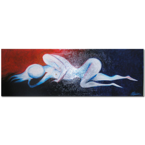Moiselle - schildering