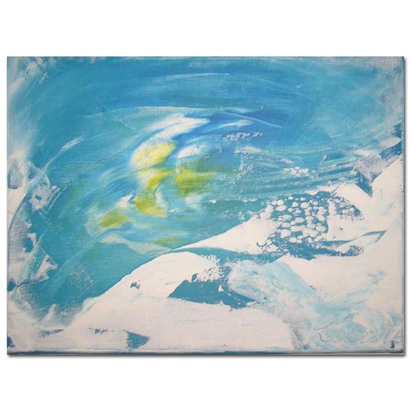 Storm - schildering