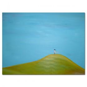 Uitkijk - schildering