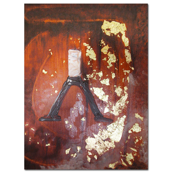 Zonder titel (2003) - schildering